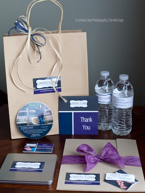 Lindsey Clare Photography - Rice Studio Supply - photo print packaging - CD/DVD tins - portrait cases -