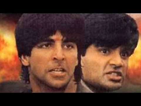 Watch Superhit Action Movie Sapoot (1996) Starring : Sunil Shetty,  Akshay Kumar, Karisma Kapoor, Sonali Bendre, Kadar Khan, Jhonny Lever.