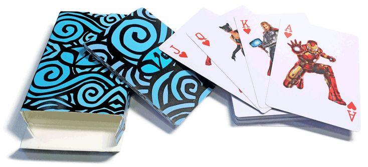 Детские игральные карты