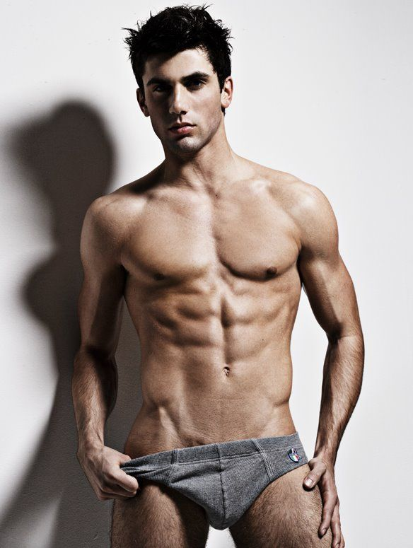 Gay Model Nude 83