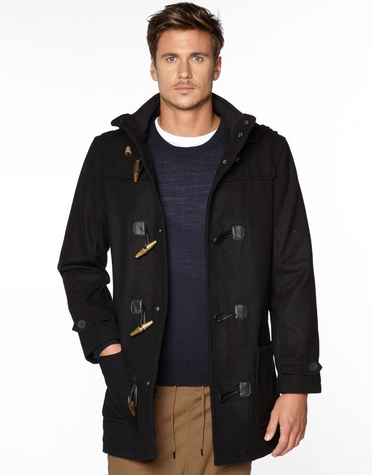 Hallensteins - Duffle Coat ($99.99)