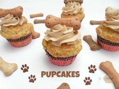 Pupcakes o Cupcakes para Perros                                                                                                                                                     Más