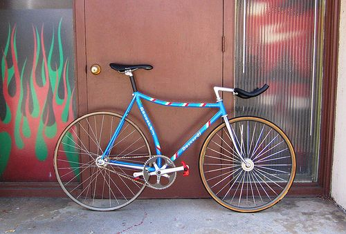 daccordi pursuit bike by Lee Comma Dennis, via Flickr