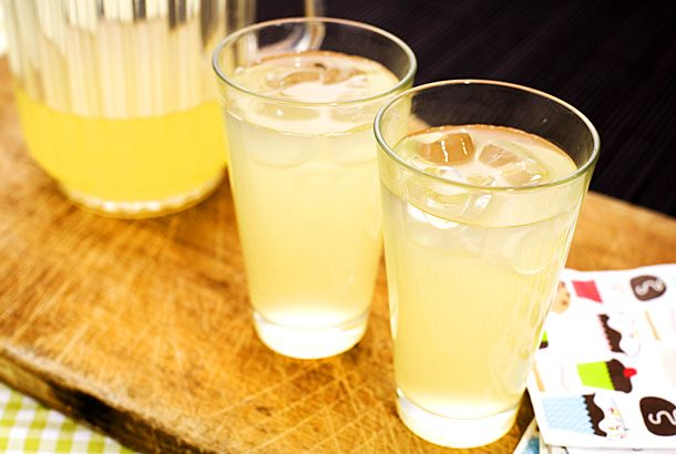 Citronsaft | Recept.nu