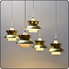 Søværnspendel Hanging Lamp by The Louis Poulsen Design Team for Louis Poulsen