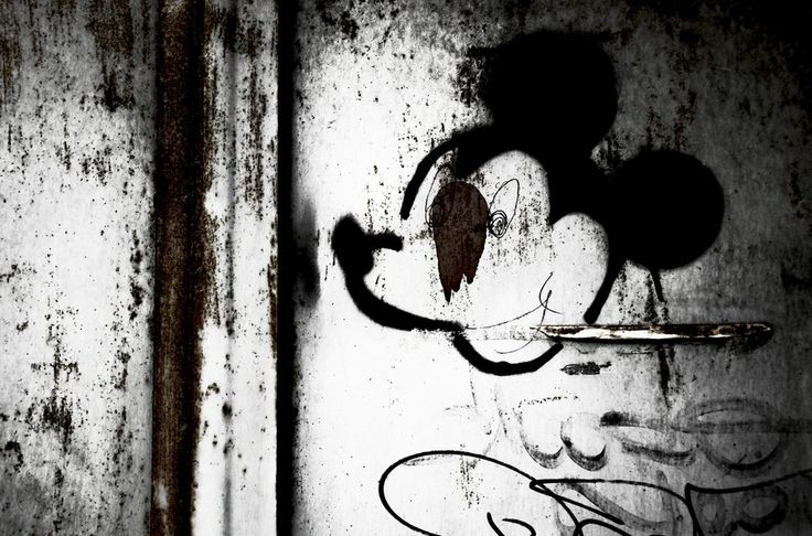 The Mickey Mouse trilogy. Mickey Mouse 1 by F. A. Weilemann on 500px
