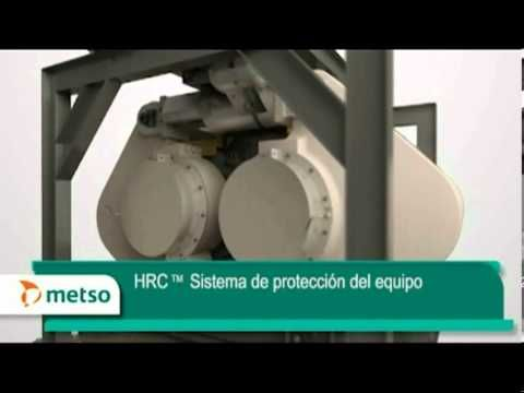 Chancadora Terciaria - HPGR METSO