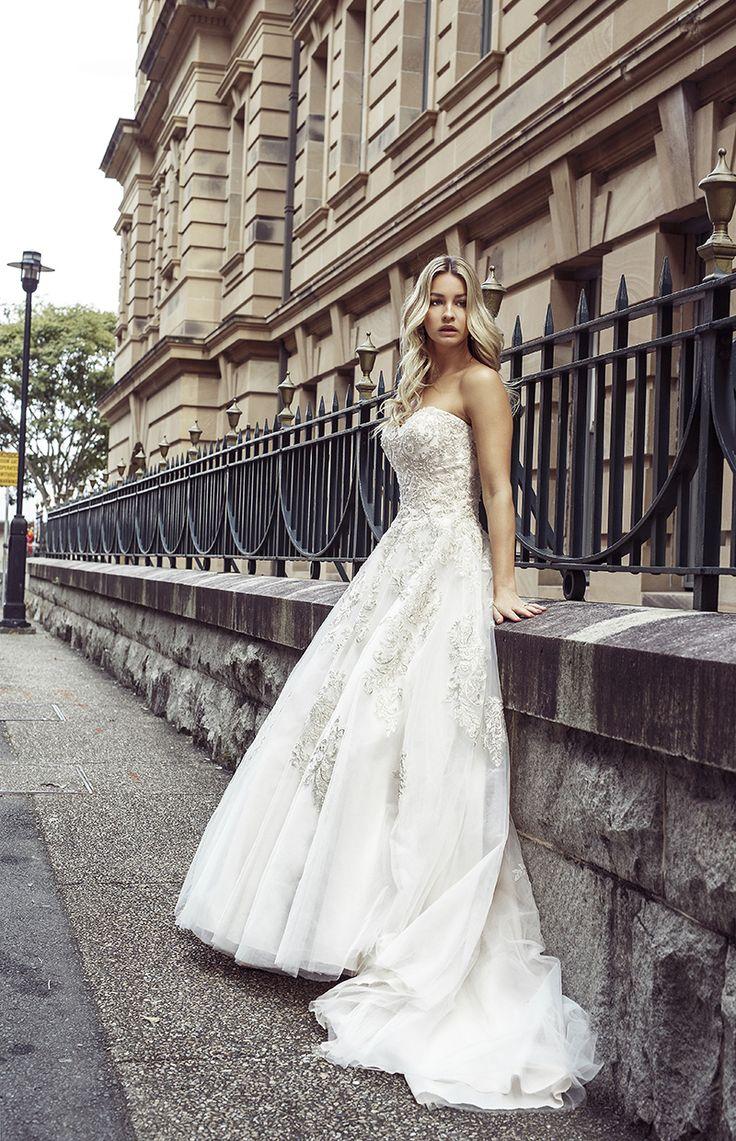 DESI | Mia Solano | Available at Luv Bridal