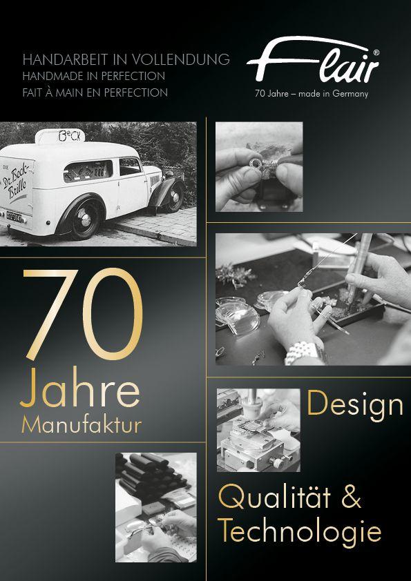 70 Jahre Manufaktur