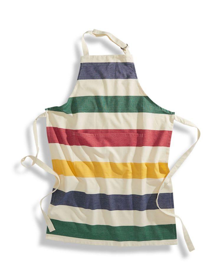 HBC Collection | Multi Stripe Apron | Hudson's Bay #StripeSpotting
