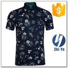 factory price new fashion floral printed polo shirt  best buy follow this link http://shopingayo.space