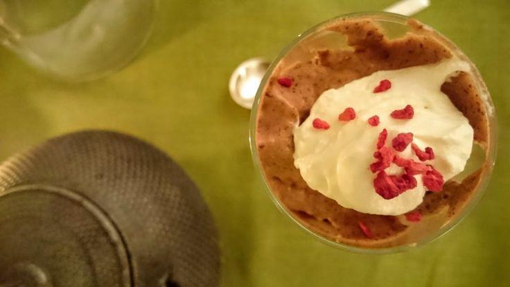 Chokolademousse, klassisk fransk, Frankrig,Mors dag, Dessert, Desserter, opskrift