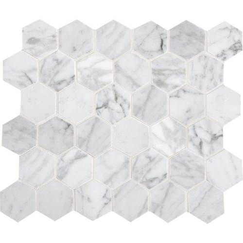 Floor Tile Daltile Hexagon Floor Tile