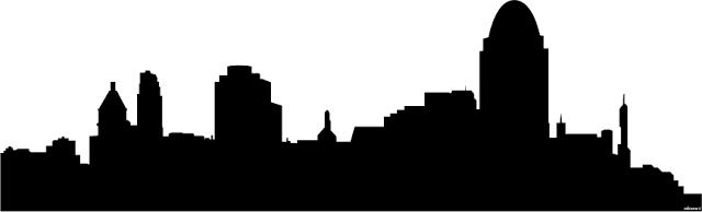 The Sketchpad: Cincinnati Skyline