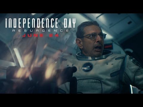 "Independence Day: Resurgence | ""They're Coming Back"" TV Commercial 