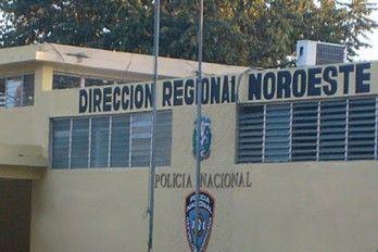 Policía Nacional Captura En Comunidad De Valverde Haitiano Mató Concubina Y Dos Hijastras