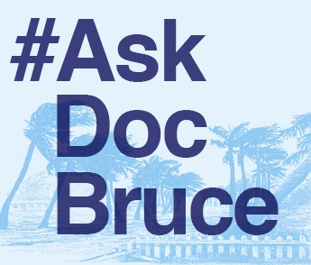 You're invited to #AskDocBruce: The Isaac Edition