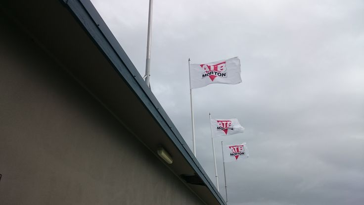 flying the flags high
