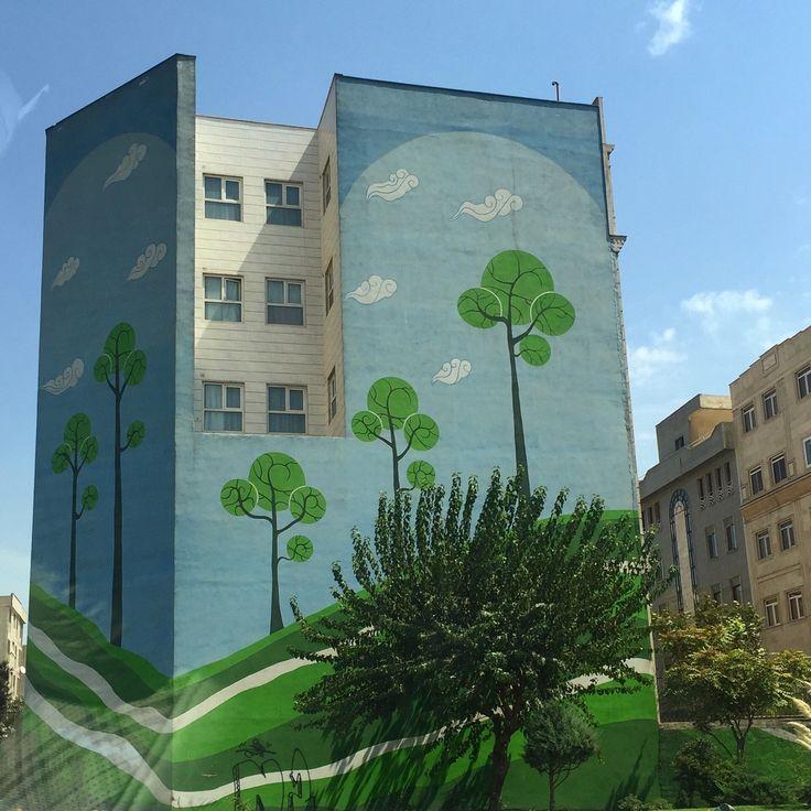 10 best Tehran, Iran images on Pinterest | Tehran iran, Murals and ...