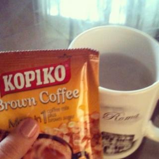 brown sugar kopiko