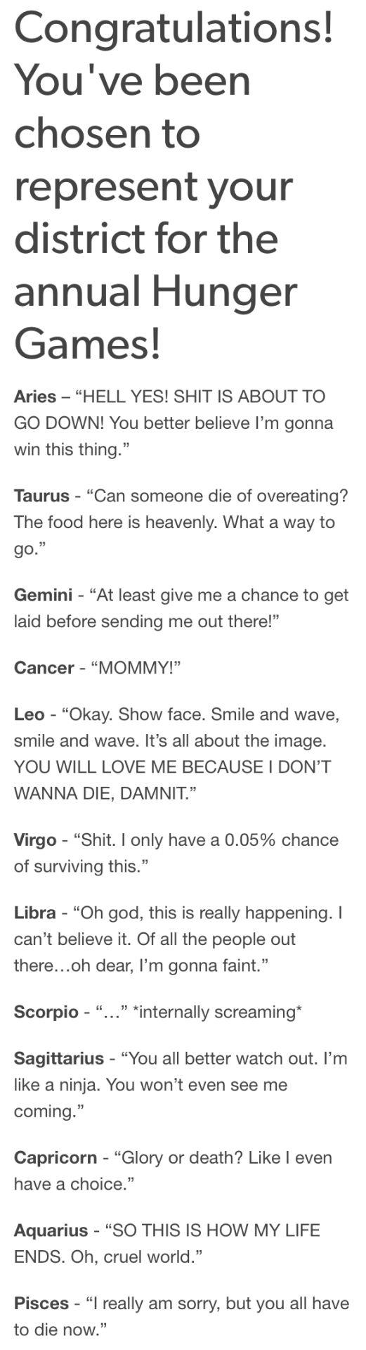 I would so die