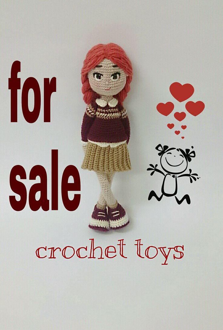 Crochet toys  Yassrasalem