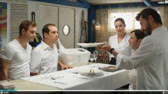 Los personajes de la serie El Chiringuito de Pepe maridan con Cava Anna Blanc de Blancs!!
