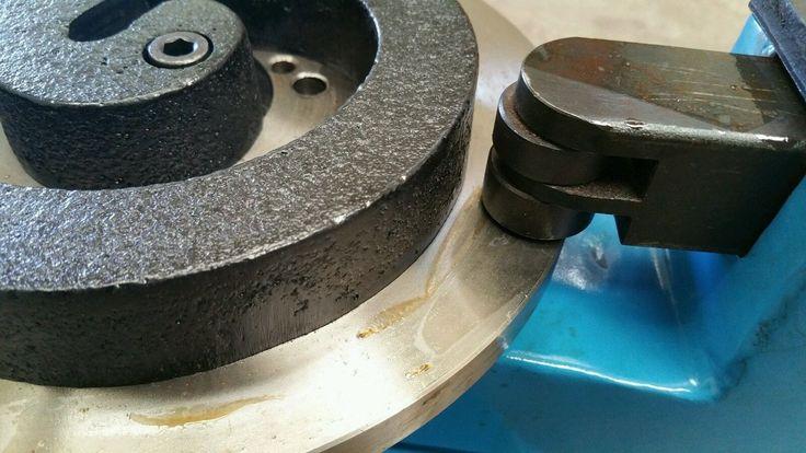 Metal steel Coil Hoop Scroll Bender ornamental fabrication metal work   eBay