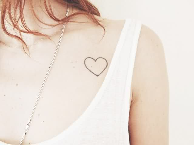 love: Love Tattoo, Tattoo Ideas, Heart Tattoo Design, Heart Outline, Perfect Tattoo, Simple Heart Tattoo, Tattoo Inspiration, Tattoo Heart, Cute Tattoo