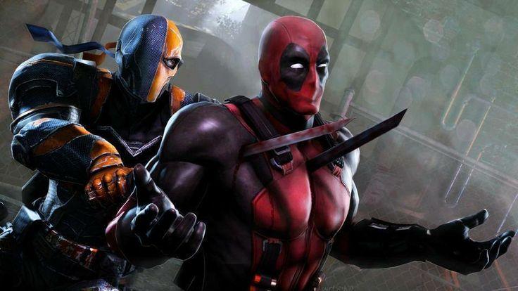 Deathstroke vs Deadpool. Really?