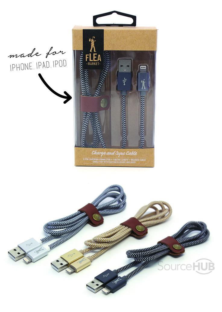 Premium Lightning Cable - JB Hifi, Australia.   - SourceHub Group