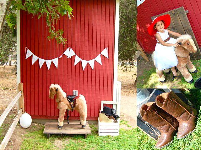 .Oh Sugar Events: Vintage Pony Party