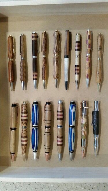 Wooden pens handmade multiple designs. For sale or special order. Engraving available also. Made By Patrick Dougherty