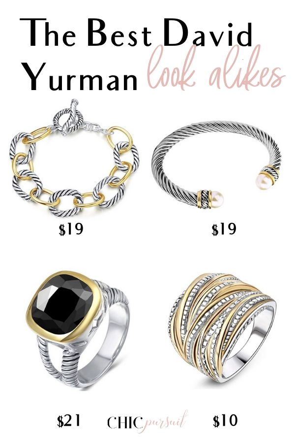 23+ Jewelry designers like david yurman ideas