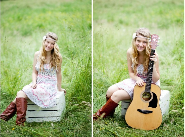 224 Best Images About Girls With Guitars On Pinterest: 17 Best Images About Senior Portraits On Pinterest