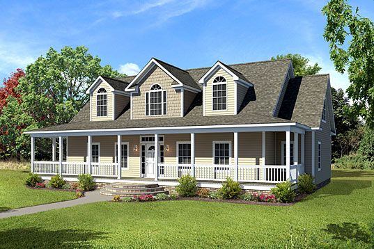 North Carolina Modular Home Floor Plans Ashton Ii Cape