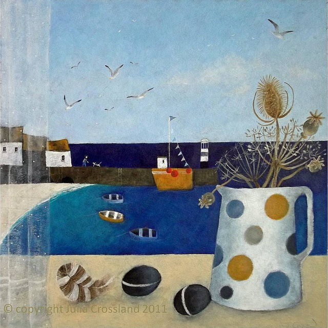 Julia Crossland Seadheads & Boats