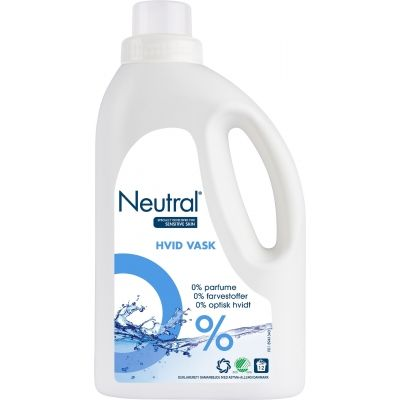 Neutral Nestemainen Valkopesuaine 940 ml