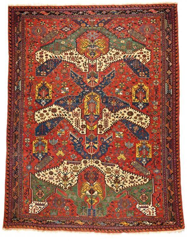 Fine Antique Oriental Rugs At Austria Auction Company Jozan In 2020 Antique Oriental Rugs Rugs Tribal Carpets