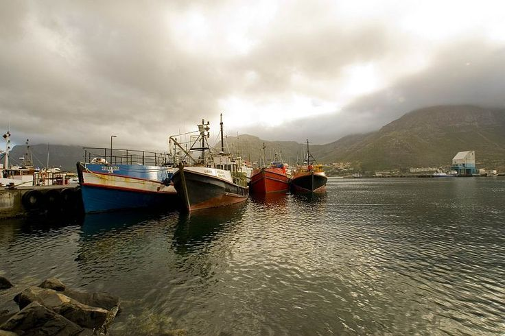 Houtbay harbour!
