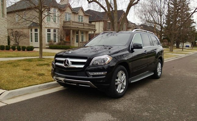 2013 Mercedes GL450 4MATIC Review. For more, click http://www.autoguide.com/manufacturer/mercedes-benz/2013-mercedes-gl450-4matic-review-2609.html