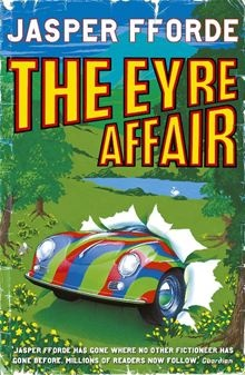 Meet Thursday Next, literary detective without equal, fear or boyfriend... The Eyre Affair by Jasper Fforde. Buy this eBook on #Kobo: http://www.kobobooks.com/ebook/The-Eyre-Affair/book-B2A_u1NG1E-NiSN0oK573A/page1.html