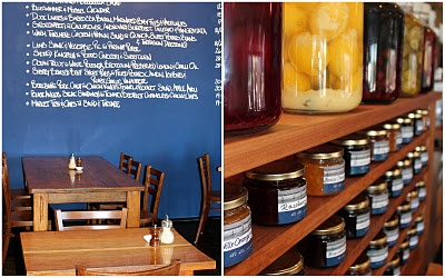 The Blue Swimmer Cafe, Gerroa