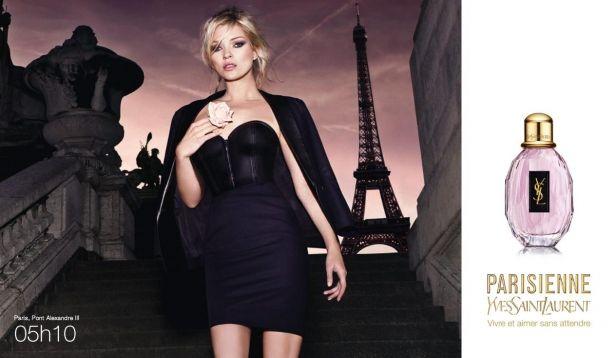YSL Parisienne - życie paryżanki