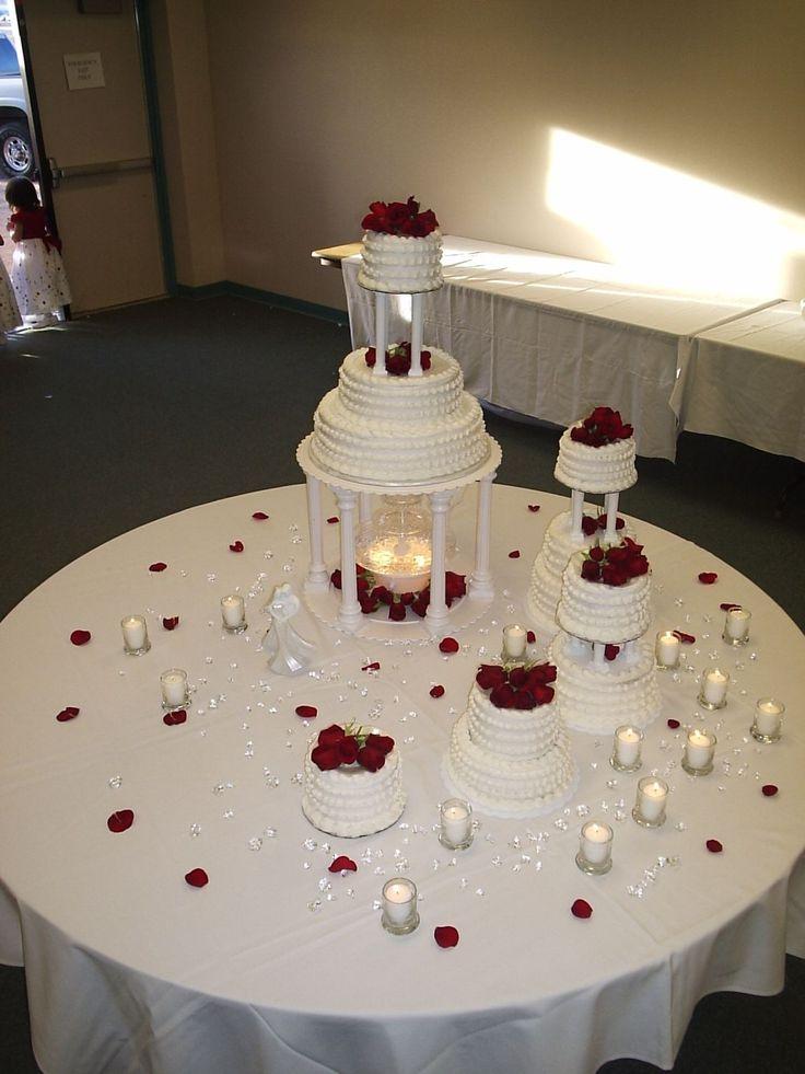 Tier By Tier Wedding Cakes