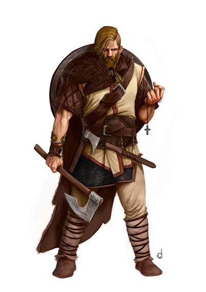 infanteria   vikingos