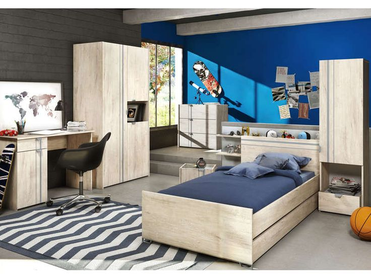 1000 ideas about lit 90x190 on pinterest lit 90x200 for Conforama chambre enfant