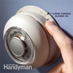 Cleaning tips to reduce household dust thermostats cleaning tips and house - Tips for dusting your home ...