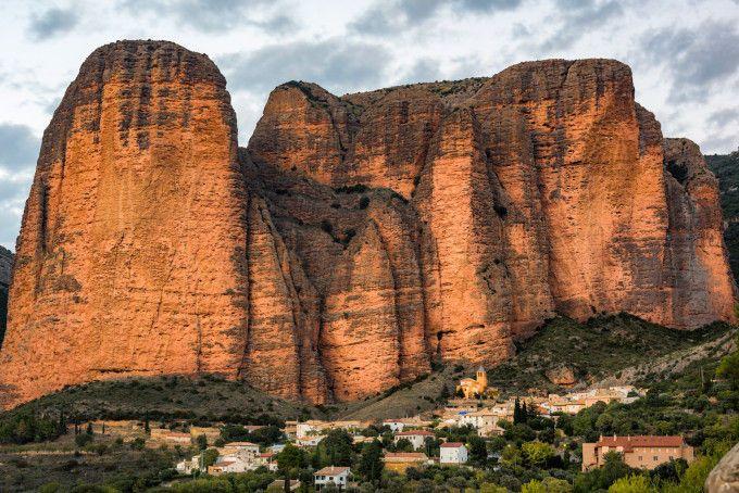 mallos de Riglos (Huesca)                                                                                                                                                     Más