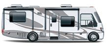 Used 2005 Four Winds RV Four Winds HURRICANE 30Q Motor Home Class A at Campers Inn | Selma, NC | #20943A